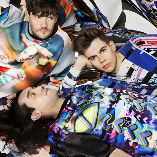 Music   Love Frequency byKlaxons