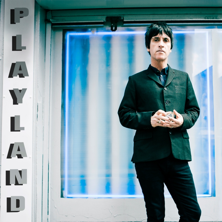 Music | Playland by Johnny Marr