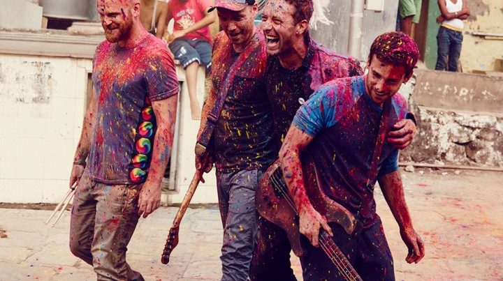 gigs: coldplay, etihad stadium