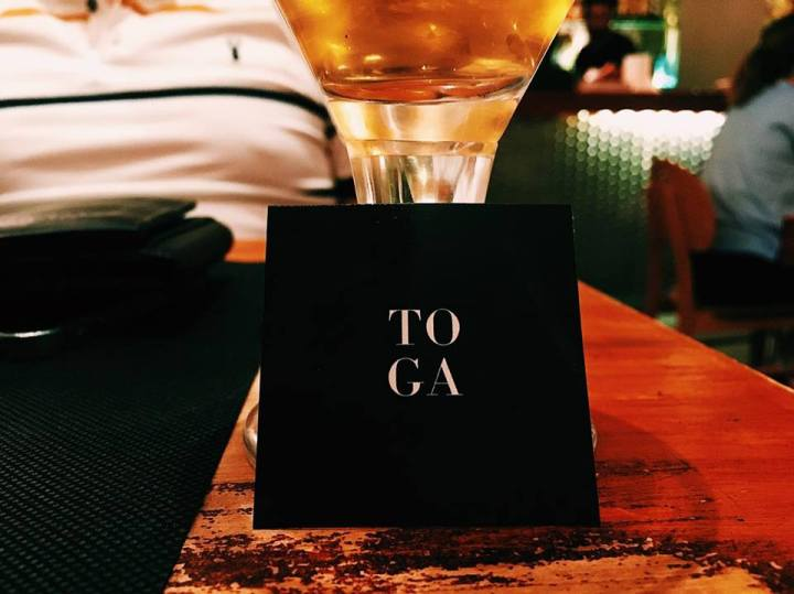 european eating: toga, madrid
