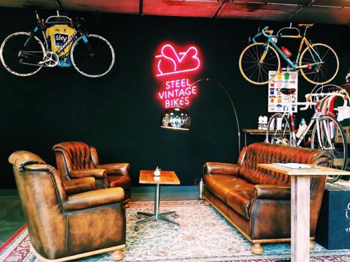 Review: Steel Vintage Bikes, Berlin