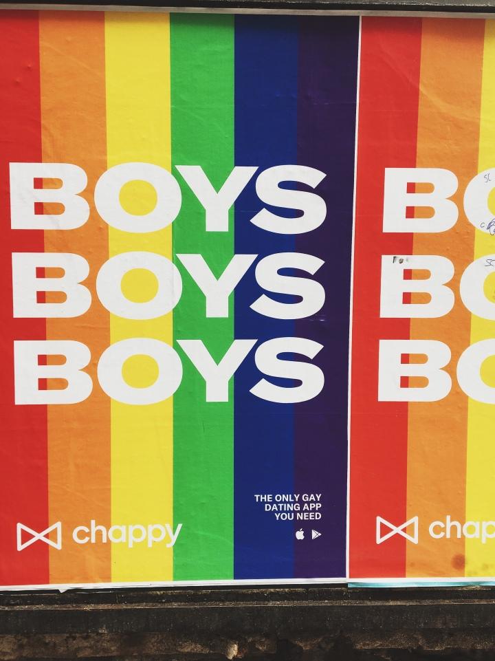 Boys, Boys, Boys,Boys