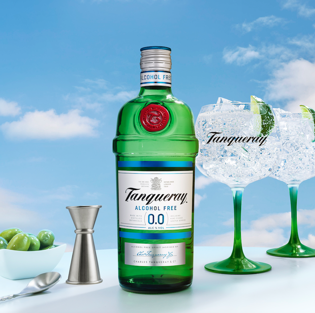 5 Cocktails To Make With Tanqueray 0.0% Alcohol-FreeGin