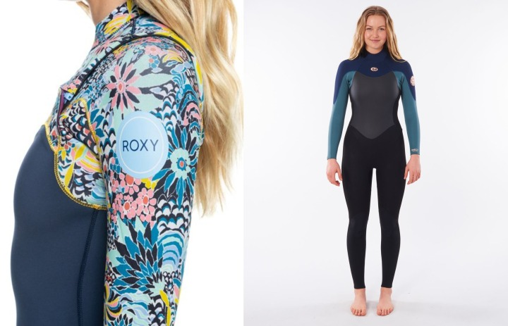 4 Wetsuits For Winter and Summer21/22